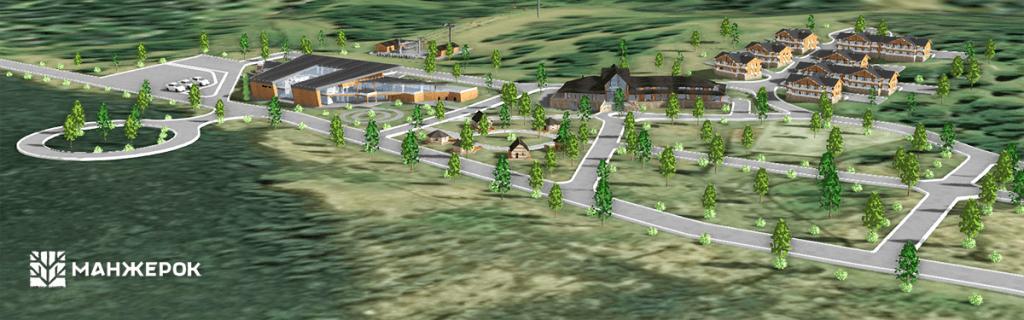 Проект развития курорта